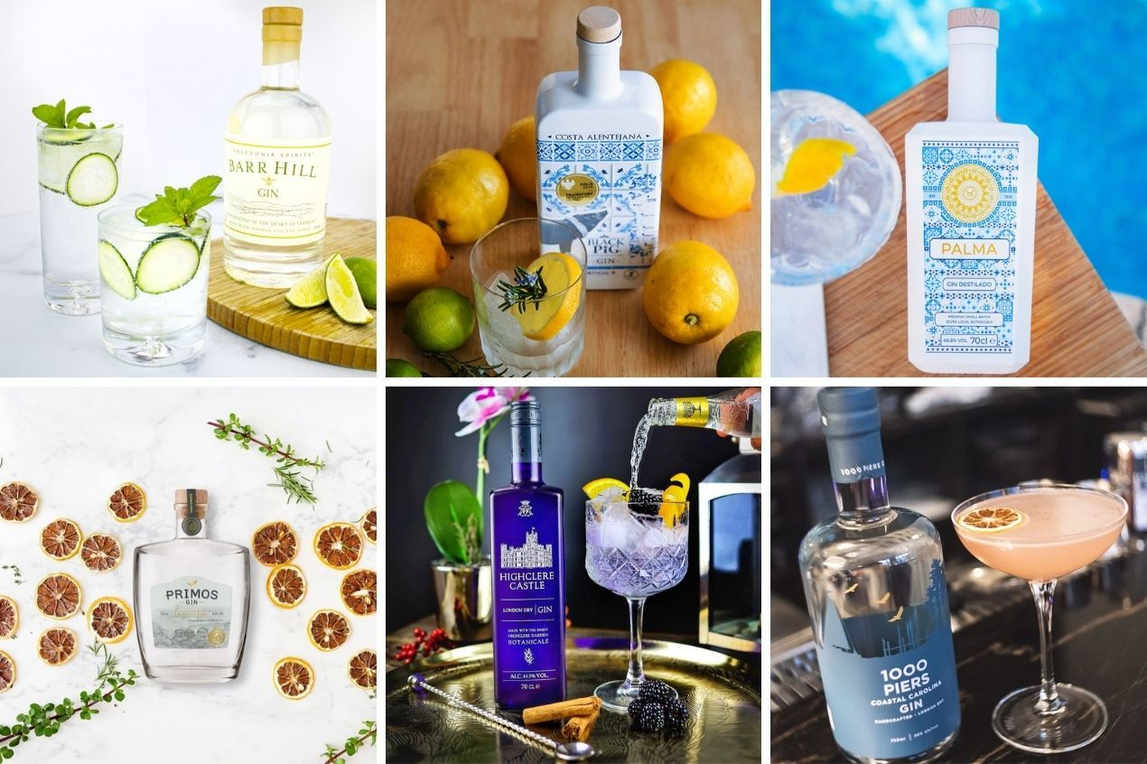 Photo for: The World's Best Craft Gins to Try Right Now