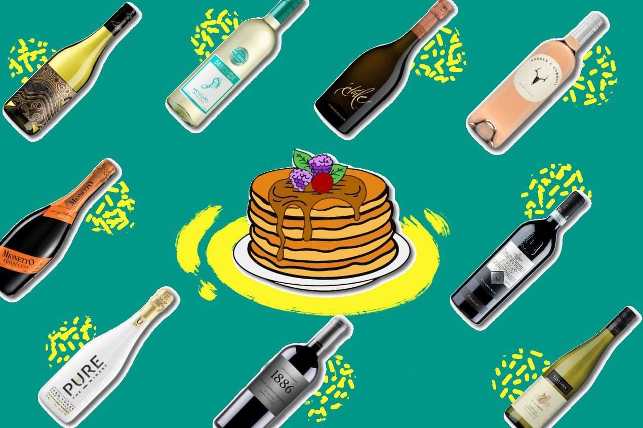 Photo for: The Best Wines to Pair with Pancakes