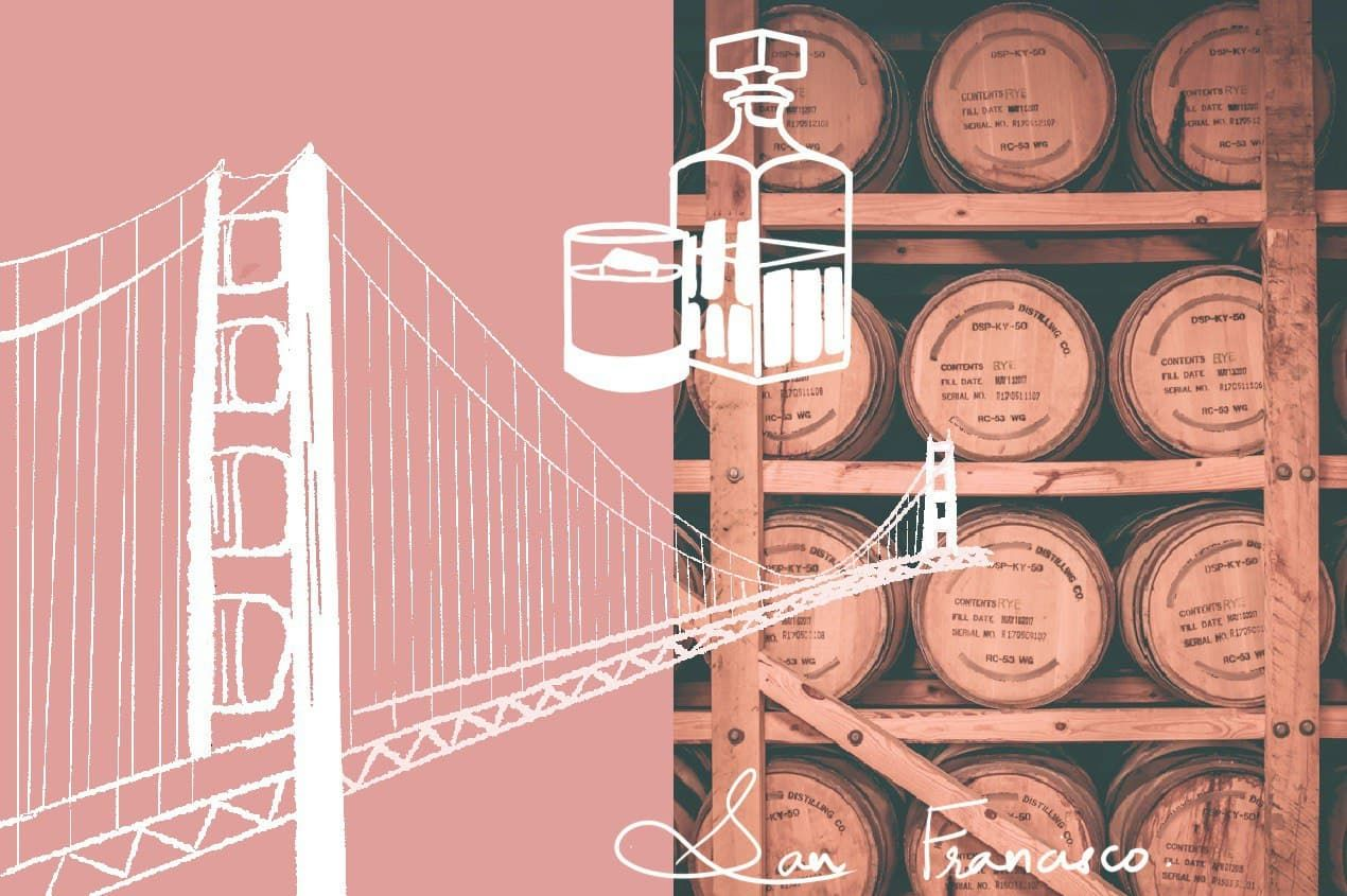 Photo for: Distilleries in and around San Francisco you can visit