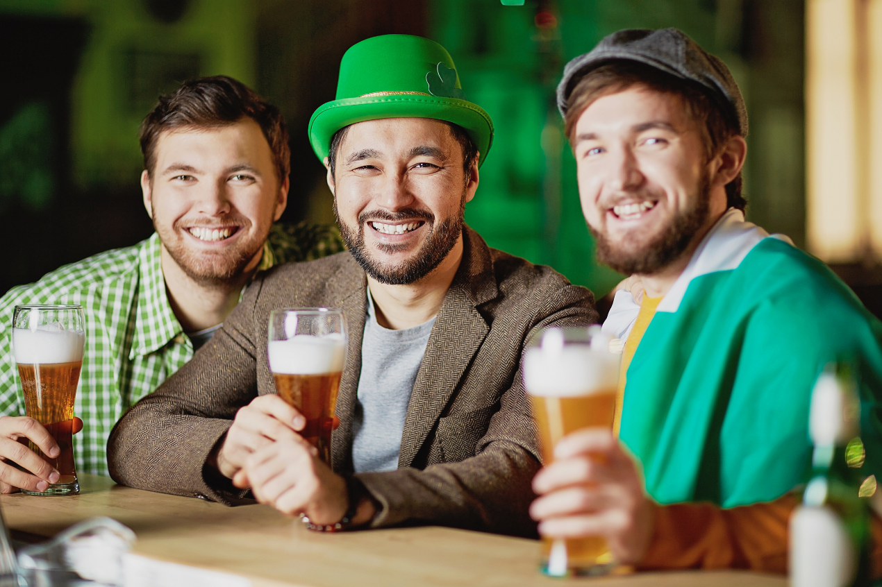 Photo for: Celebrate St. Paddy's Day in SFO