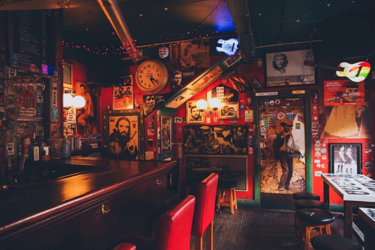 Photo for: Take a Plunge at SF's Best Dive Bars