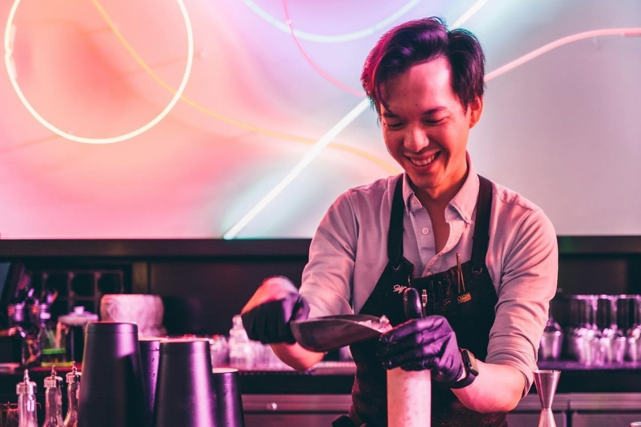 Photo for: From IT to bartending: the journey of William Tsui
