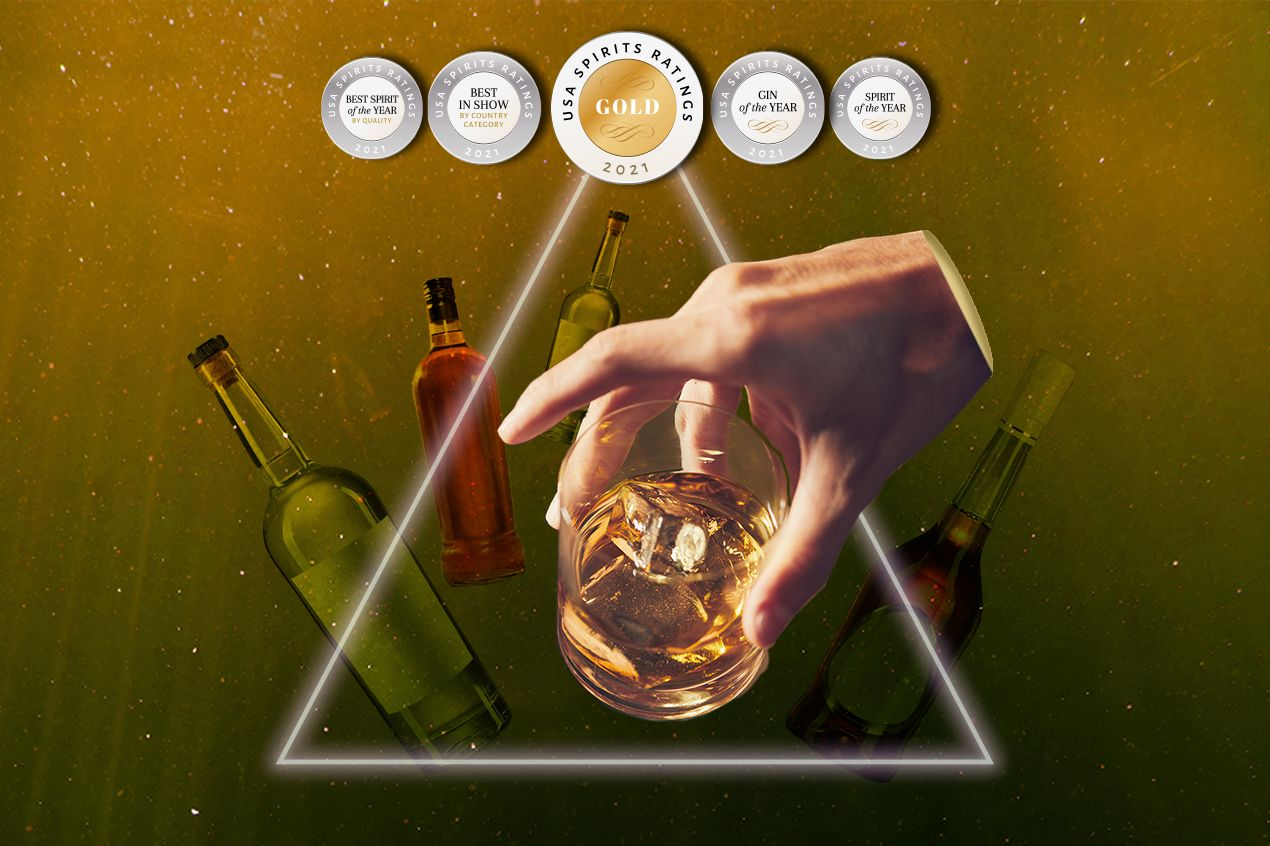 Photo for: Top 50 spirits of 2021