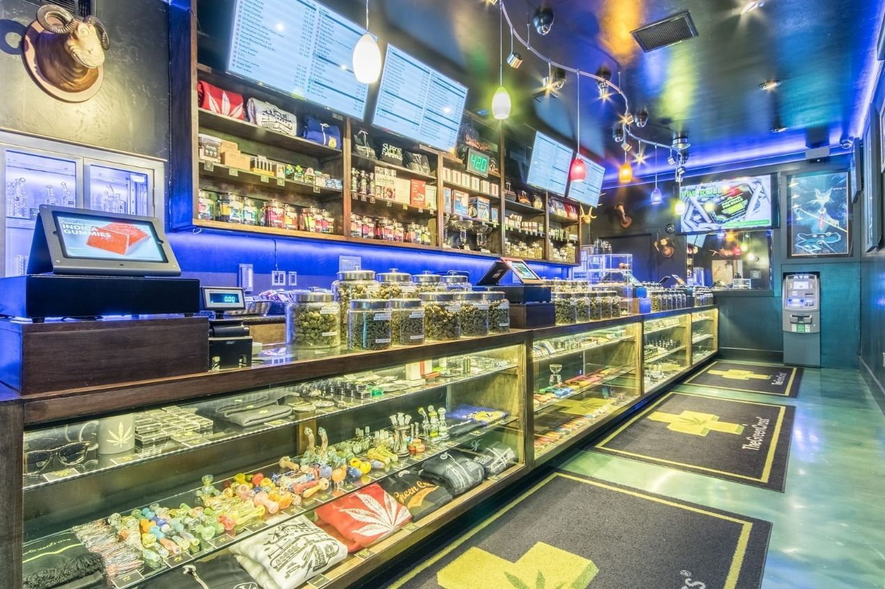 Photo for: Drink away some liquid weed at these SF dispensaries