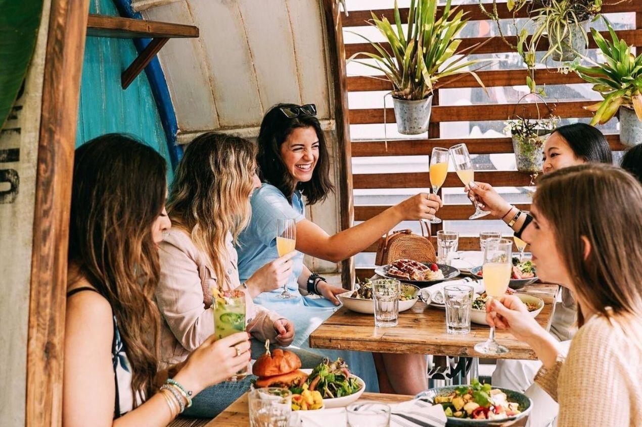 Photo for: No alcohol, no problem: SF bars serving zero ABV cocktails