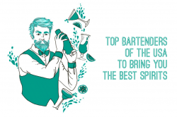 Photo for: Top mixologists of USA to pick the best spirits to drink