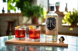 Photo for: The Big Barrel Aged Negroni!