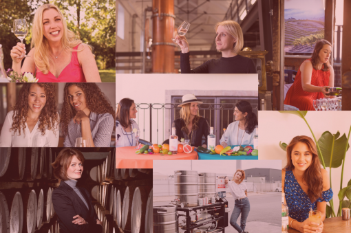 Photo for: 9 Women Pioneers in the Drinks Industry