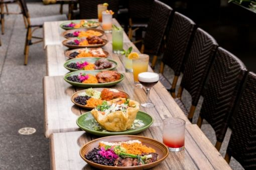 Photo for: Where to eat, drink, and breathe Mexican in SF