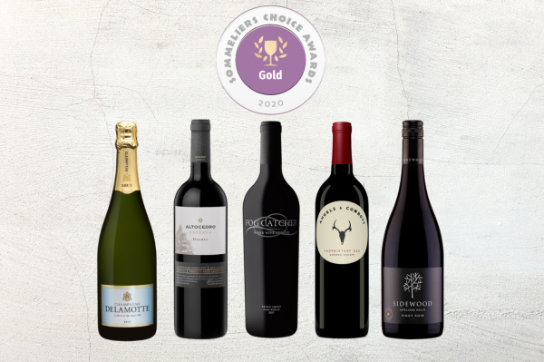 Photo for: The Sommeliers' Gold Standard of Wines