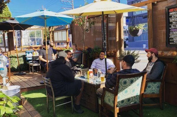Photo for: Best spots to grab a drink in SoMa, San Francisco