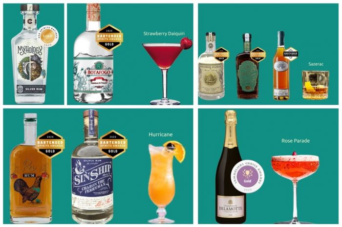 Photo for: 9 Cocktails for Mardi Gras