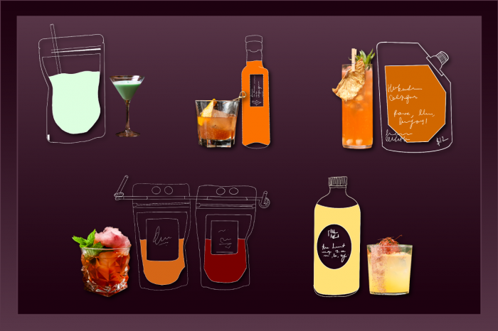 Photo for: 17 best to-go cocktails in San Francisco