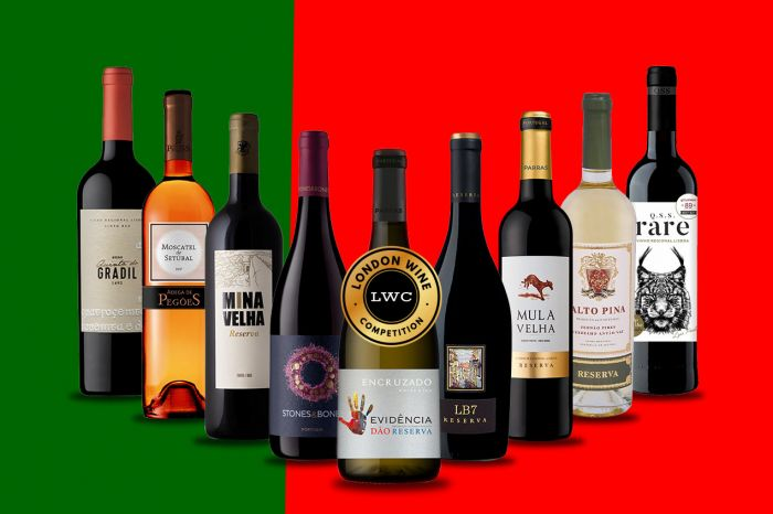 Photo for: Best Portuguese wines of 2021