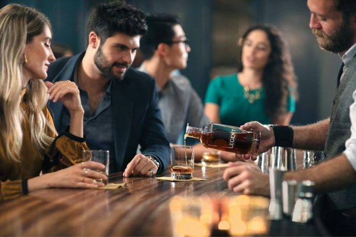 Photo for: Beam Suntory's Whiskies Shine