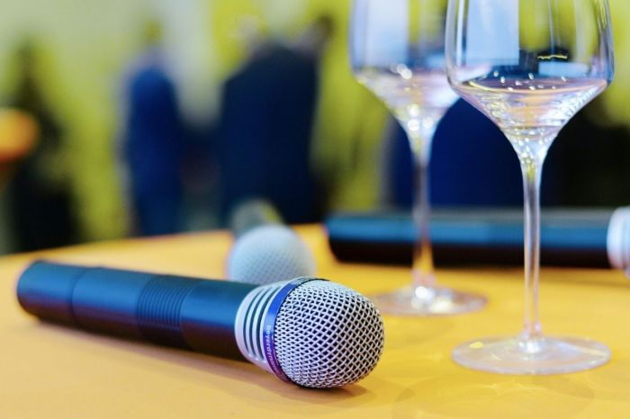 Photo for: Drop the mic at these 8 Karaoke Bars in SFO