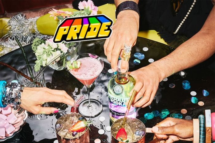 Photo for: The alcohol-beverage industry steps up for pride month